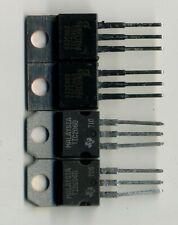 4 x TIC206D Texas Instruments Triac 400V - 4A