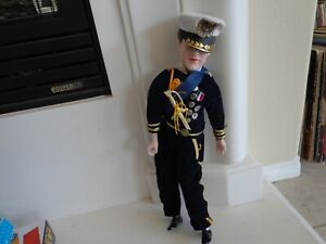 Prince Charles  Doll, 15 inches
