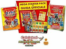 Mega Starter Pack Panini Adrenalyn XL 2019-2020 completo + 60 cards OMAGGIO