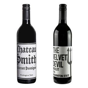 Charles Smith Washington State Pair – Chateau Smith & Velvet Devil Merlot