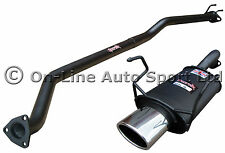 "Honda Civic Type R EP3 (01-06) Sportex Race Exhaust System - Oval 4.5""x3"""