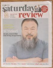 Ai Weiwei – Times Saturday Review – 20 September 2014