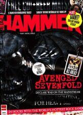 December Metal Hammer Music, Dance & Theatre Magazines