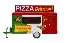 Ho Scale Food Trailer, vehicle - Pizza