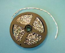 Warm White 5 metre reel of LED strip. 5mm wide. 60 SMD per metre.