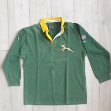 New listing Vintage Chak Sports South Africa Rugby Union Shirt Kit Top Jersey Medium M Men's
