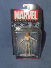 "HASBRO MARVEL INFINITE SERIES 3.75"" Emma Frost ACTION FIGURE NEW & SEALED"