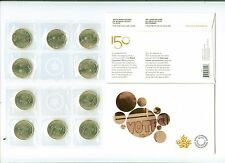 2016 Womens Right to Vote Canada $1.00 5 pack