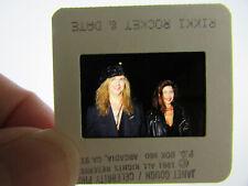 More details for original press photo slide negative - poison - rikki rockett - 1991 - f