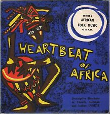 "AFRICAN FOLK MUSIC ""HEARTBEAT OF AFRICA SERIES 2"" KENYA EP"