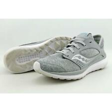 Saucony Kineta Relay Women US 7.5 Gray Running Shoe Pre Owned  1845
