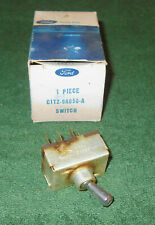 1967-1972 Ford F100 F250 F350 Truck Bronco NOS AUXILIARY FUEL TANK GAUGE SWITCH