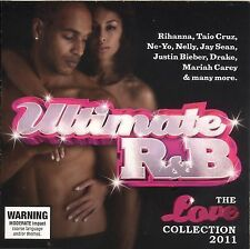 Ultimate R n B Love Collection 2011 2-disc CD NEW