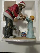 """Spirit of Christmas� Flambro Ltd Edition Collectible, Stock #9728, Signed"