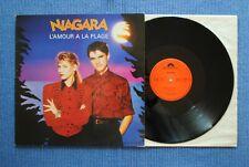 NIAGARA / (MAXI) SP POLYDOR 883 991-1 / 1986 (F)