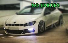 VW Volkswagen Scirocco Xenon PURE White Sidelight LED Bulbs ERROR FREE UPGRADE