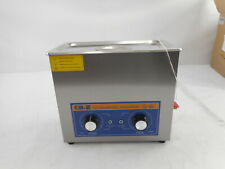 Co Z Ps30 6l Sonic Cavitation Ultrasonic Cleaner Multi Setting Stainless Steel