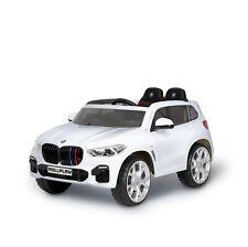 ROLLPLAY Premium Elektrofahrzeug BMW X5M mit Fernsteuerung ab 3 Jahre bis 5 km/h