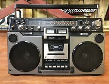 Aiwa TPR-950K Boombox Ghetto Blaster Cleaned And Serviced