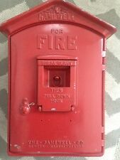 Vintage Gamewell 1950's Style Fire Call Box