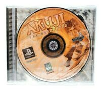 Akuji the Heartless Sony PlayStation 1 PS1 PSX Game