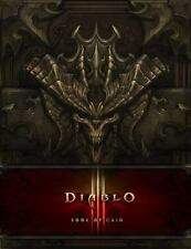 Diablo III : Book of Cain by Deckard Cain (2012, Hardcover)