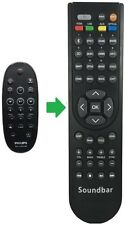 Ersatz Philips® Soundbar Fernbedienung HTL4110B -  HTL4110B/12 - HTL4111B/12