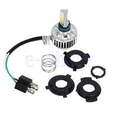 Universal H4 6500K COB LED Motorcycle Hi/Lo Fog Lamp Headlight Bulb For Moto HM