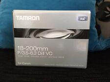 tamron lense for canon eos