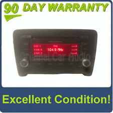 2008 - 2014 Audi TT OEM Single CD BOSE Symphony AM FM SAT Radio Receiver