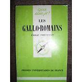 Thevenot E. - Gallo-romains (les) - 1992 - poche