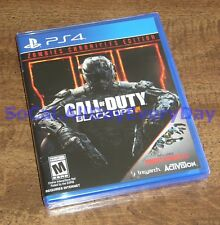 Call of Duty: Black Ops III 3 ZOMBIES CHRONICLES Edition (PS4) BRAND NEW &SEALED