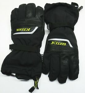 Klim Black Fusion Gloves - 3087-001-170-000