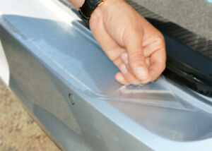 Ladekantenschutz für VW TIGUAN 2 AD1 Lackschutz Transparent Extra Stark 210µm