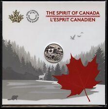 CANADA $3 2017 SPECIMEN THE SPIRIT OF CANADA 99.99% SILVER