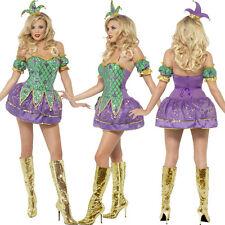 NUOVO Arlecchino Shine Sexy Costume Carnevale Festa Gallina Fare S Small 8 10