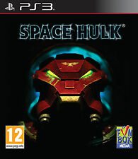 SPACE HULK PS3 PlayStation 3 Game