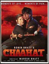 India Bollywood 1996 Chaahat press book Naseeruddin Shah Shah Rukh Khan