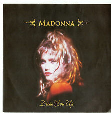"Madonna-dress you up 7"" simple 1985"