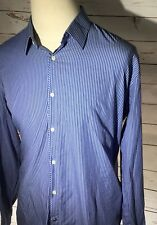 Mens Ben Sherman Shirt Size XL 171/2 36/37