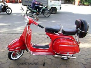 1967's Vespa VLB Sprint 150- Fully Restored- Free shipping with BUY IT NOW.