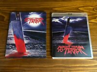 Night Train to Terror w/ Limited Edition Slipcover Vinegar Syndrome Blu-ray/DVD