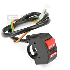 Zündunterbrecher Kill Switch ON-OFF Schalter Motorrad Roller Quad ATV Motocross