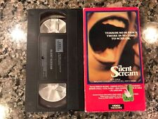 Silent Scream Rare VHS! 1979 Old Spook House! Cameron Mitchell! Halloween