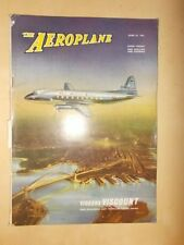 June Aeroplane Weekly Magazines