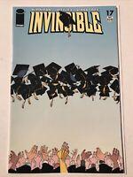 Invincible 17, Image Comics 2004, Low Print Run