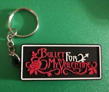 Bullet For My Valentine Keyring / Keychain Secret Santa Gift