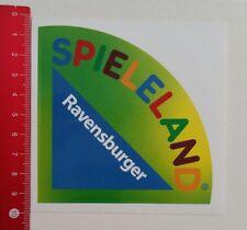 Aufkleber/Sticker: Ravensburger Spieleland (030316168)