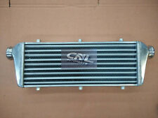 "Universal Ladeluftkühler LLK Aluminium Turbo INTERCOOLER 450x180x56 mm 2,2"" I/O"