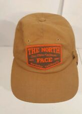 The North Face Brown Fitted Hat Size S-M